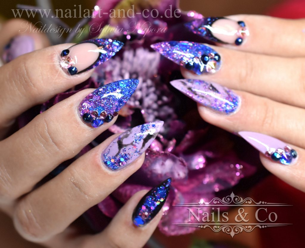 Stilettos Nails