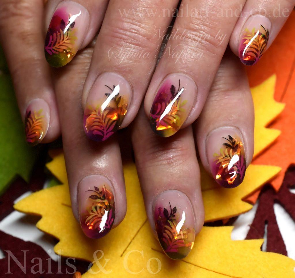 Herbst Nägel