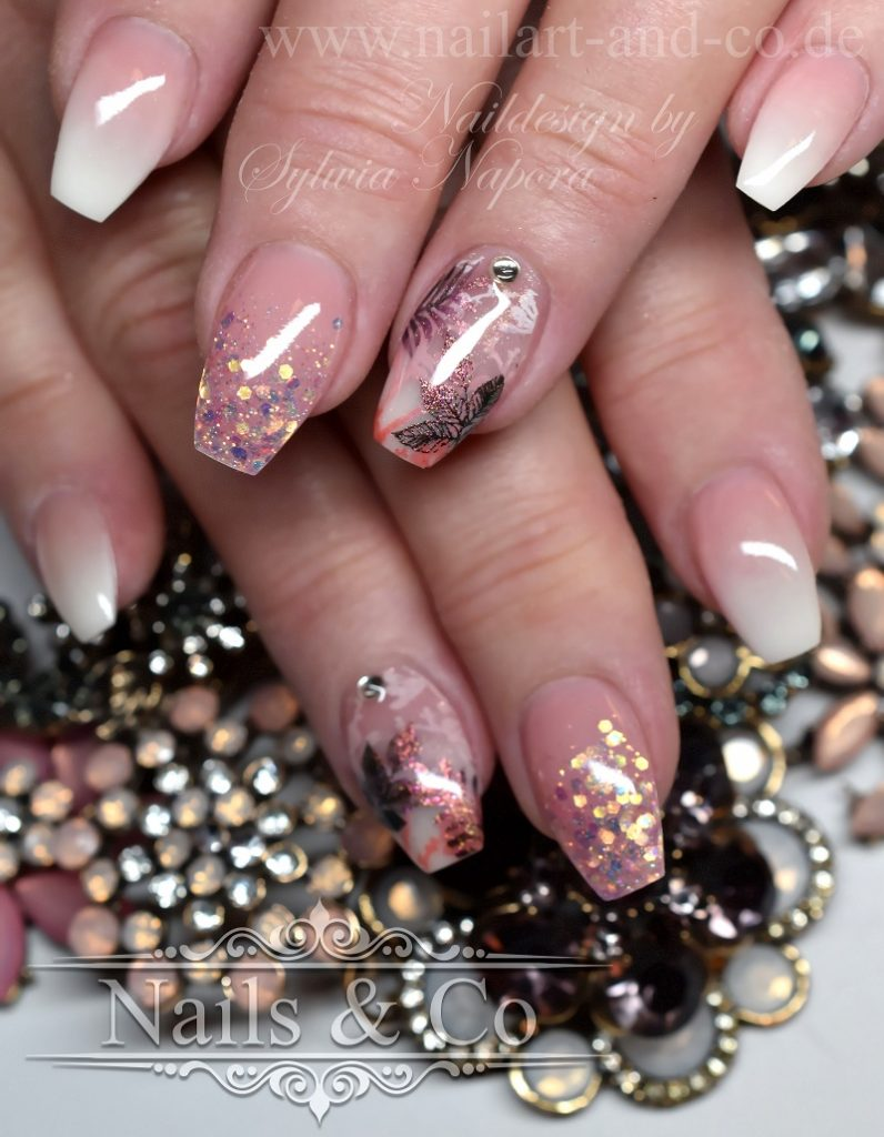 Babyboomer Nageldesign
