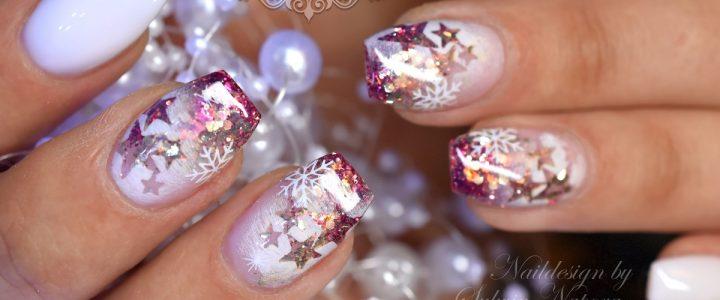 Weihnachts Nails