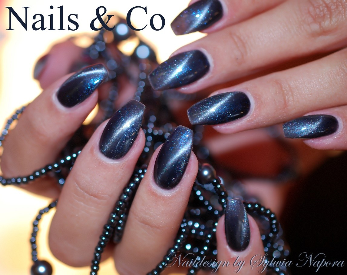 Katzenaugen-Effekt – Nail Art & Co