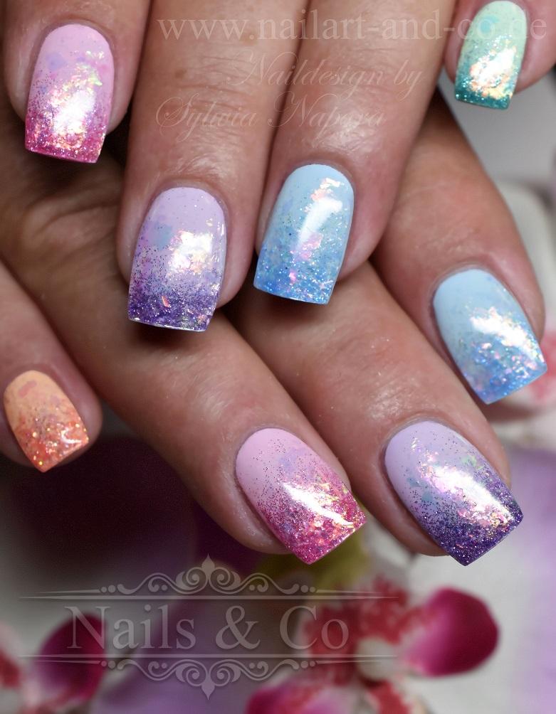Ombrè Nails