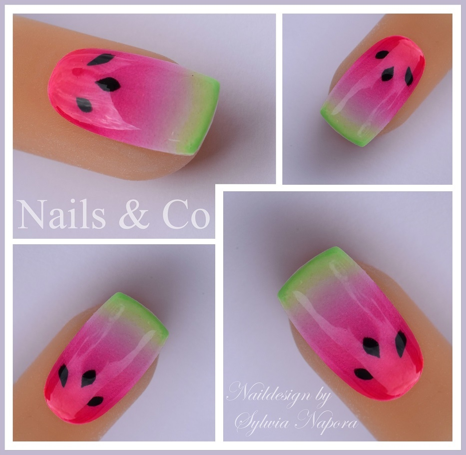 Fruit Nails