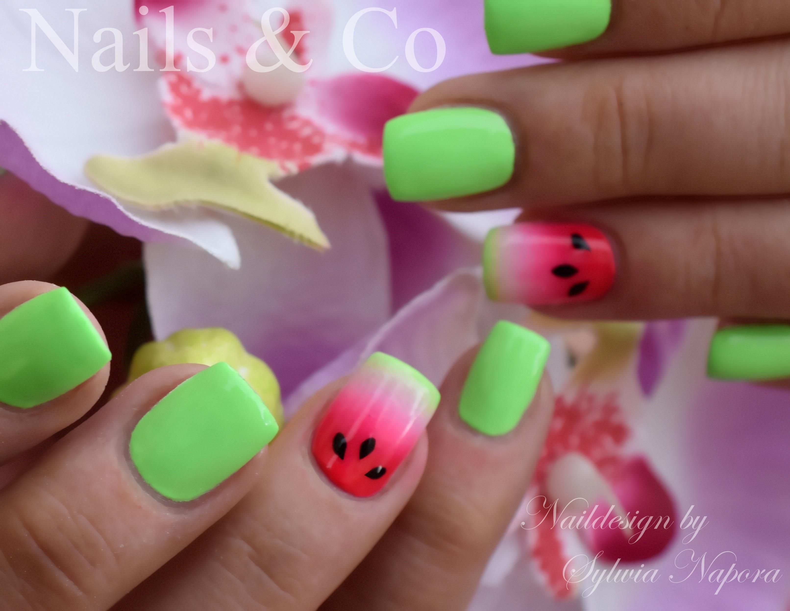 Handgemalt – Nail Art & Co