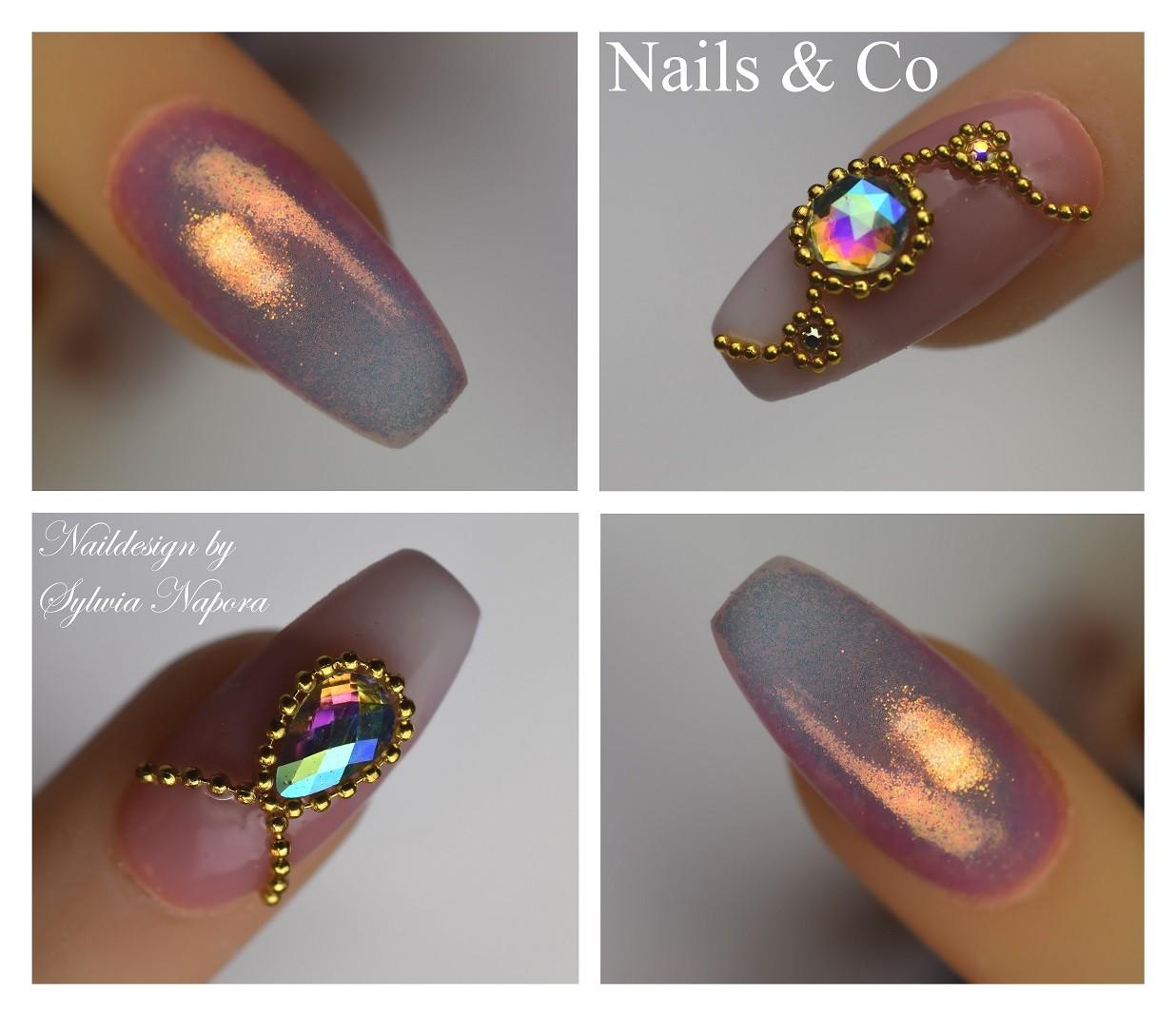 Juwelen Nail Art