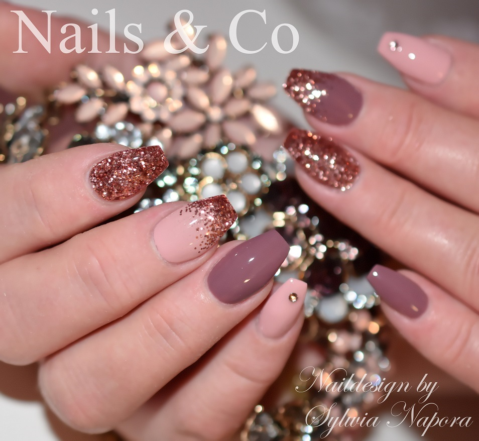 Herbstnagel Nailart Co