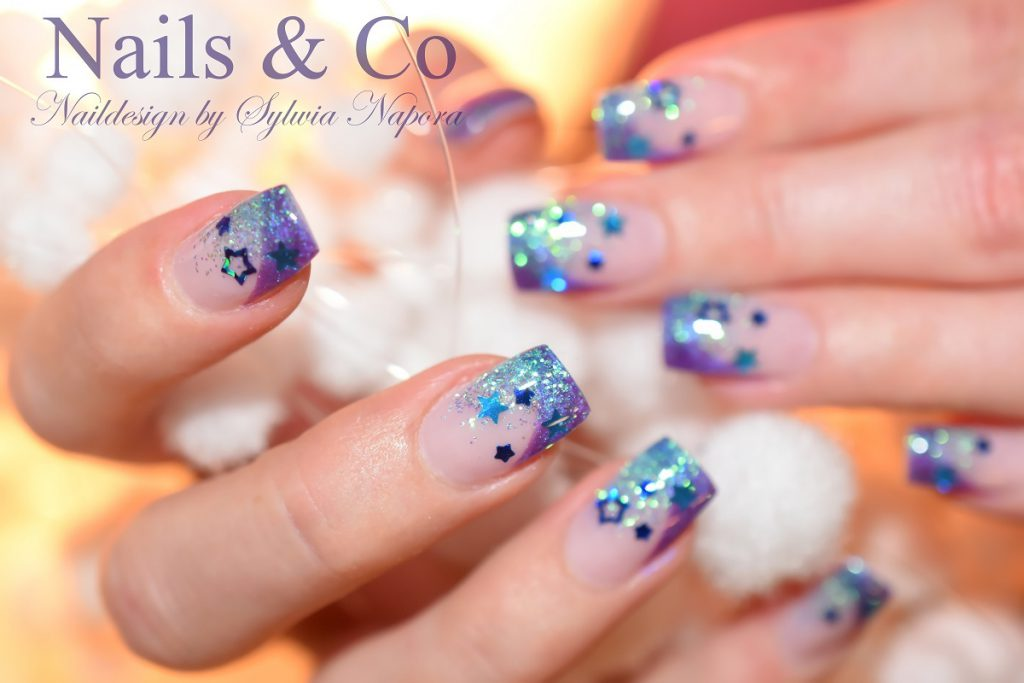 Weihnachts-Nails