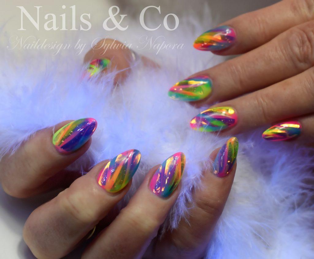 Silvester Nail Art 2017