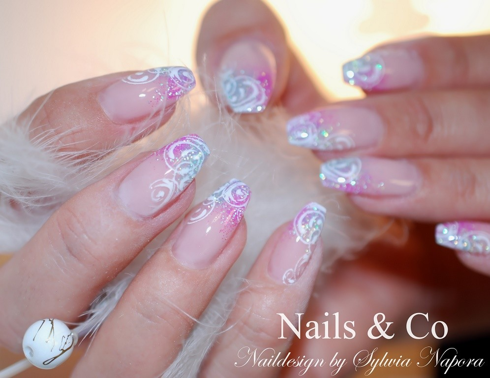 Fruhlingsnagel Nailart Co
