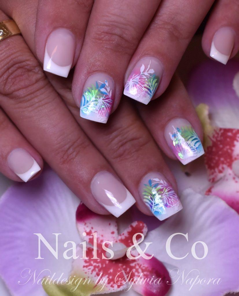Sommer Nail Art