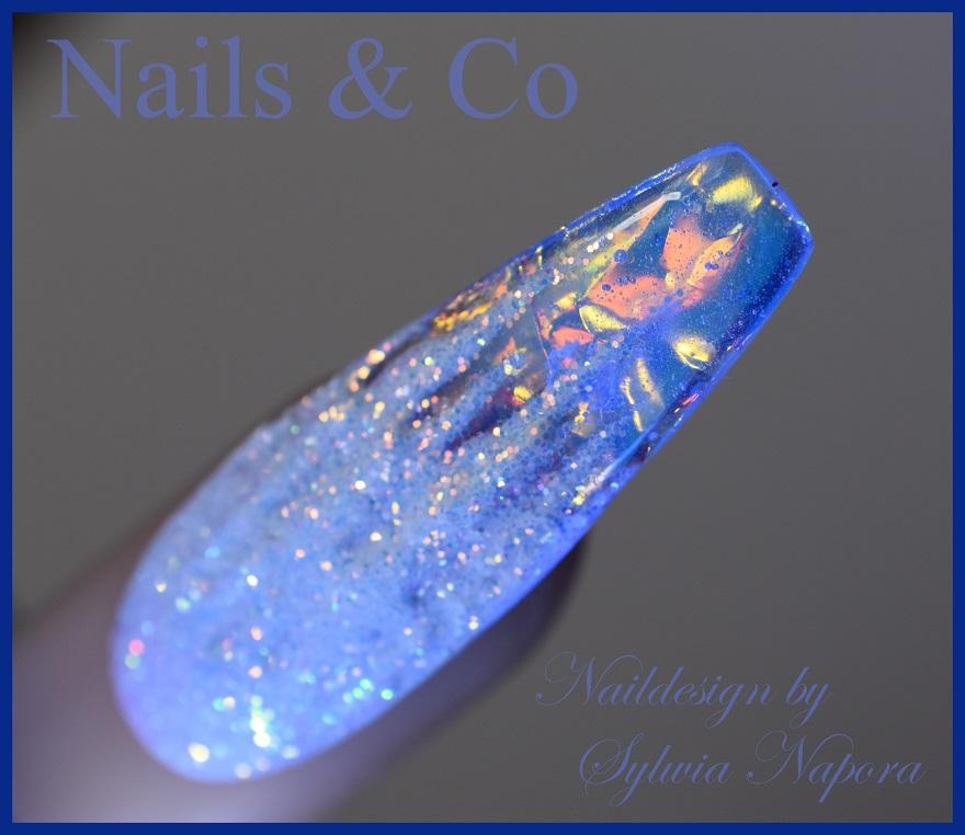 Fire & Ice Nails, Eis und Feuer Nägel