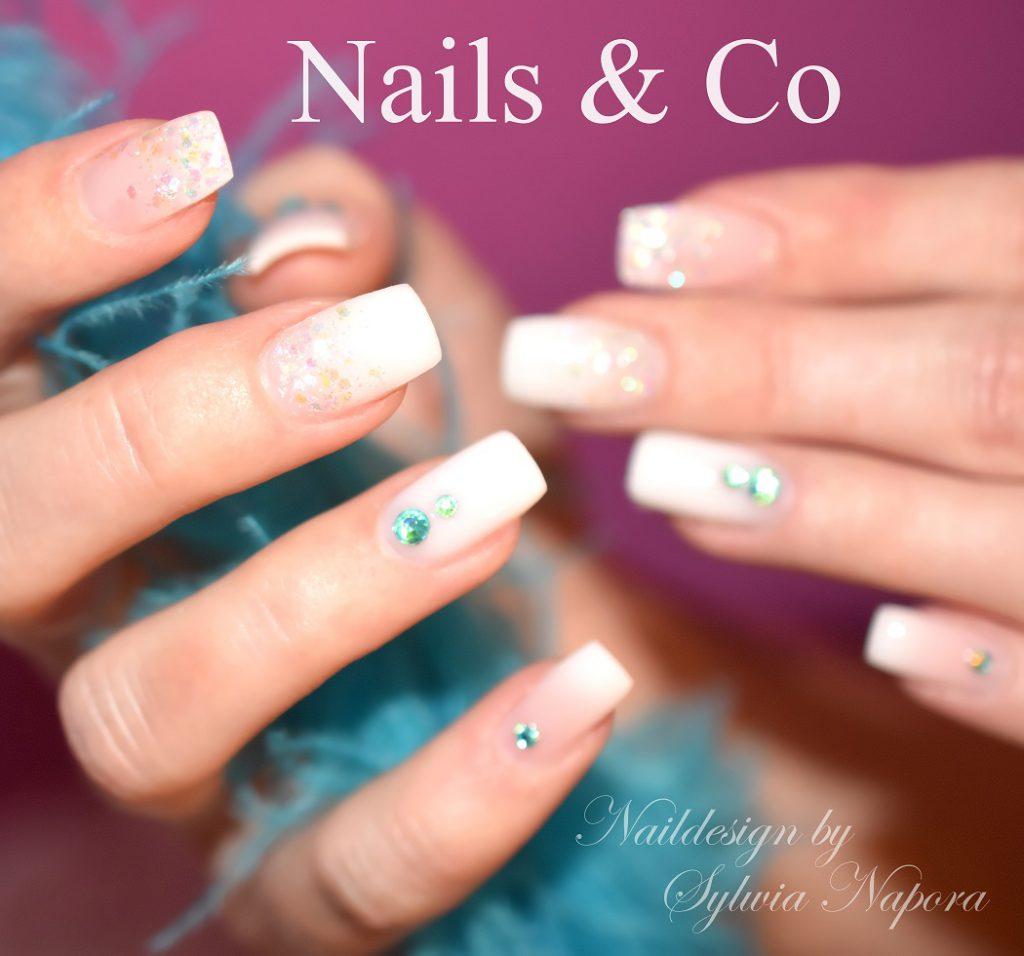 Ombre Nails Nailart Co