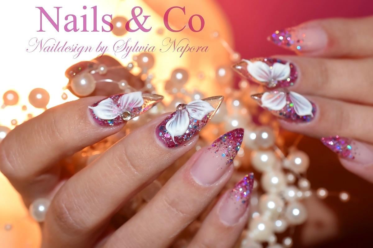 3D Nail Art – Nail Art & Co