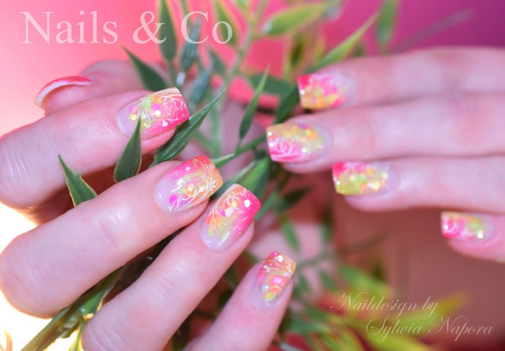 Frühlings Nails