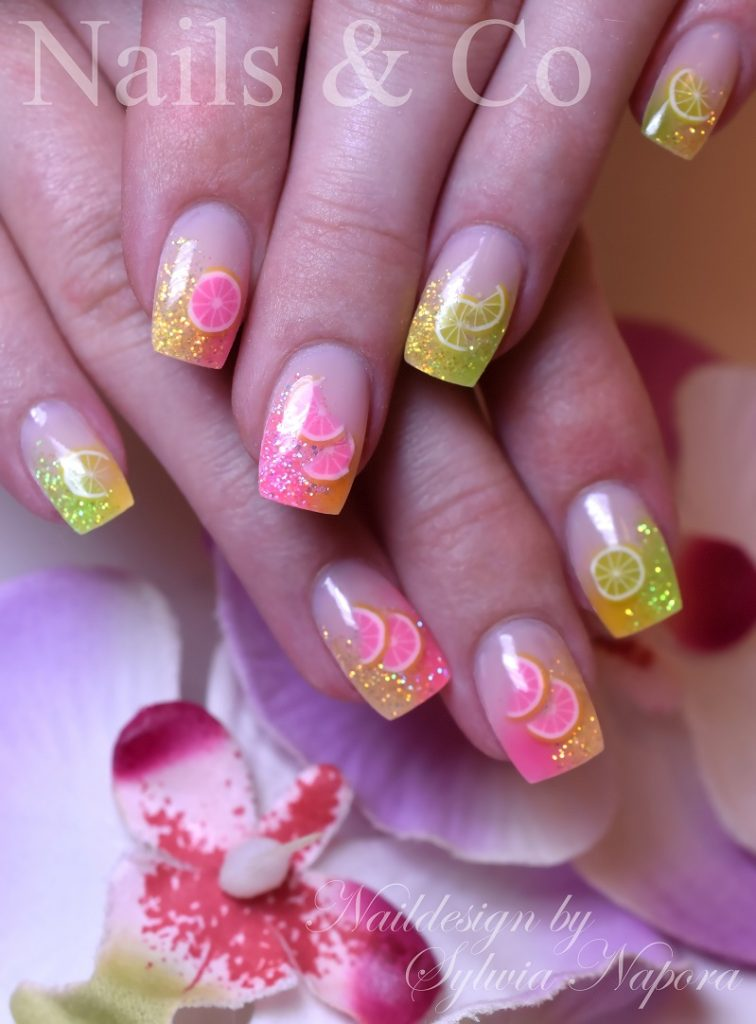 Fruit Nails