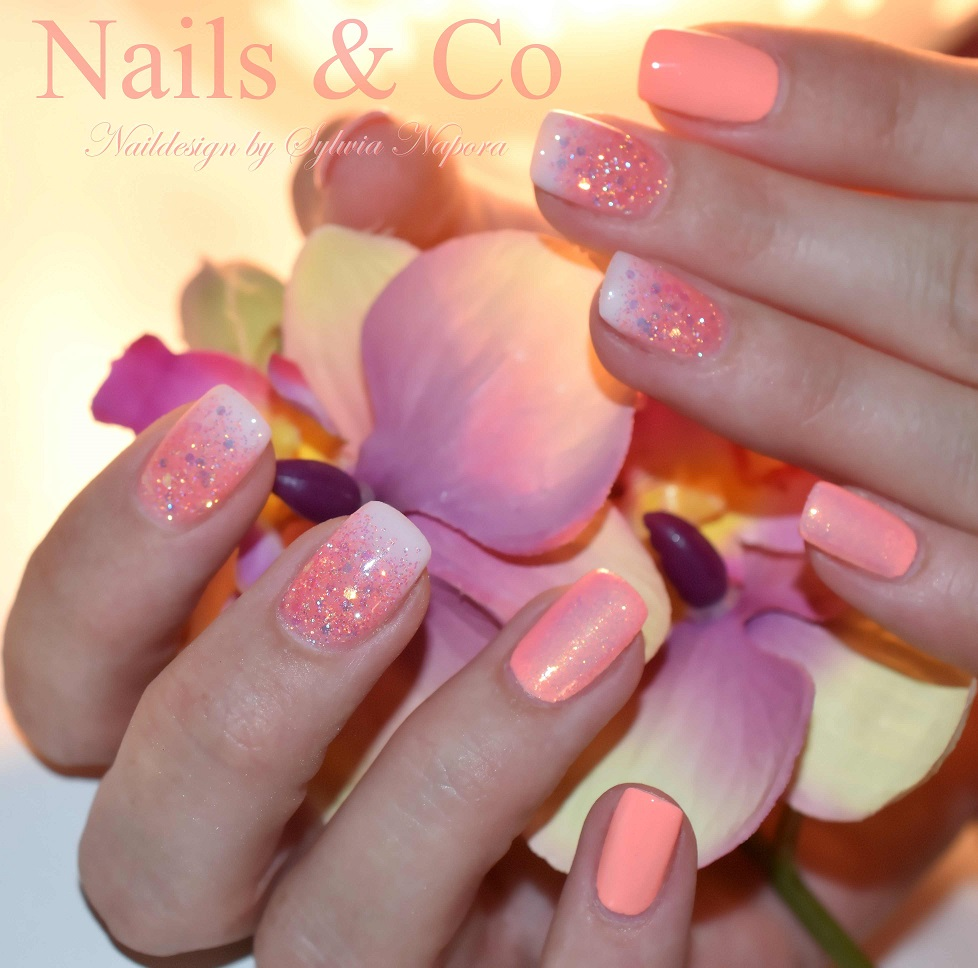 Ombré Nails – Nail Art & Co