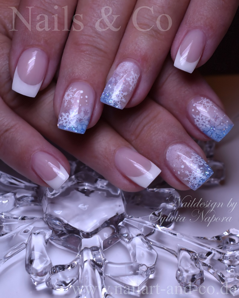 Winter Nageldesign