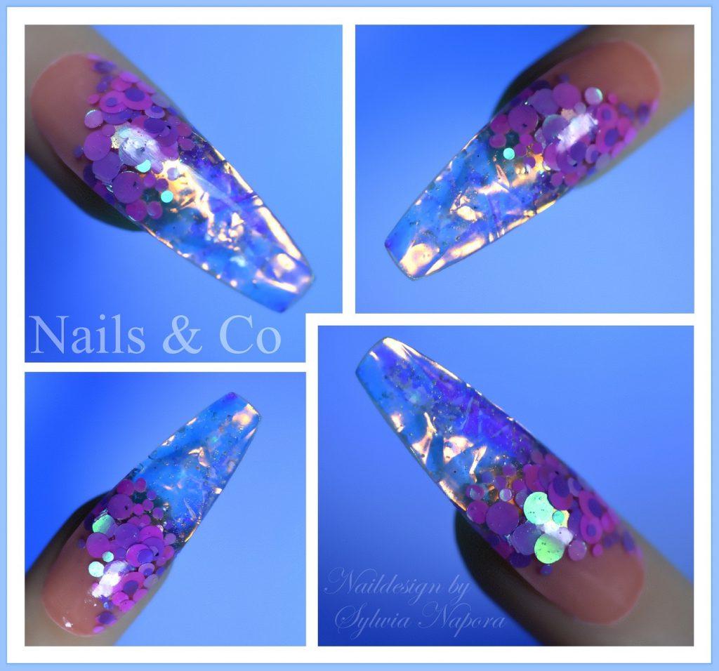 Fire & Ice Nails, Feuer und Eis Nägel