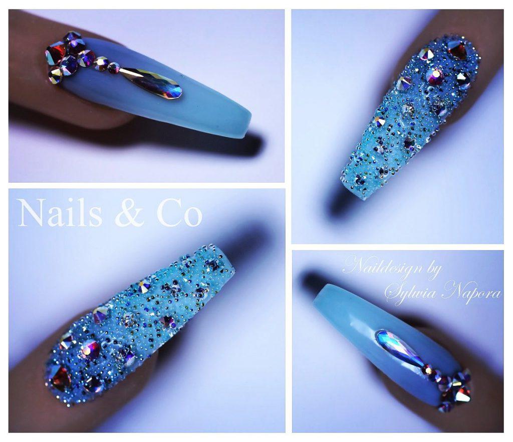 Nail Art, Juwelen Nail Art